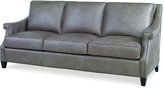Century Furniture Ashten Leather Sofa 82