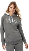 Animal Light Grey Contrast Line Hoody