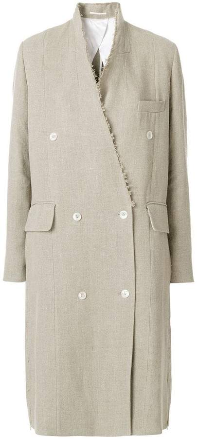 Golden Goose Annina double breasted coat