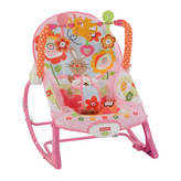 Fisher-Price Infant to Toddler Rocker Bunny