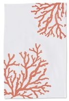Sur La Table Coral Kitchen Towel