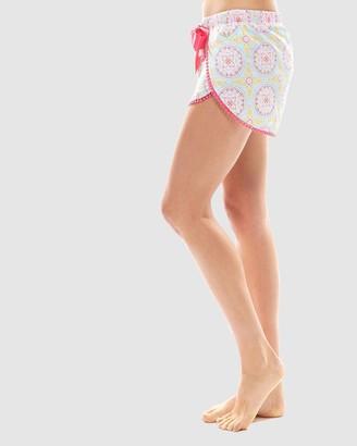 Deshabille Marrakech Pj Shorts