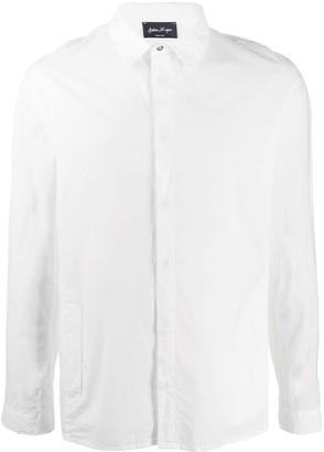 Andrea Ya'aqov Side Pocket Shirt