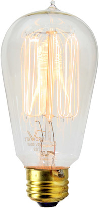 Rejuvenation 40W Squirrel-cage Tungsten-filament Bulb