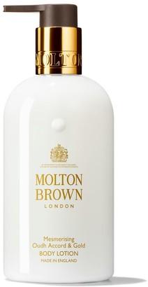 Molton Brown Mesmerizing Oudh Accord & Gold Body Lotion