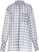 Dice Kayek Plaid Button Down Shirt