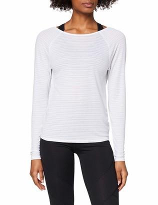 Aurique Amazon Brand Women's Long Sleeve Super Soft Sports Top