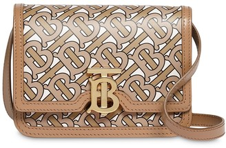 Burberry mini Monogram TB Shoulder Bag