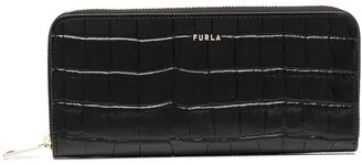 Furla Babylon continental wallet