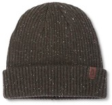 Mossimo Men's Ribbed Cuff Beanie with Neps Green One Size