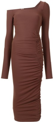Alix Chambers fitted dress