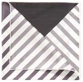 Tom Ford Diagonal Stripe Pocket Square