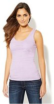 New York & Co. Scoop-Neck Tank with Front Pocket