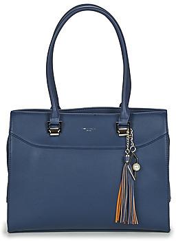 David Jones ROUVET women's Shoulder Bag in Blue