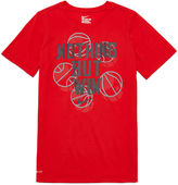 Nike Short-Sleeve DRI-Fit Graphic Tee - Boys
