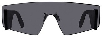Kenzo Rimless Square Injected Sunglasses