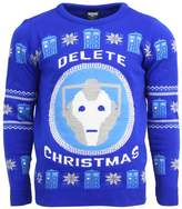 Doctor Who Official BBC Christmas Jumper / Ugly Sweater (UK L/US M)