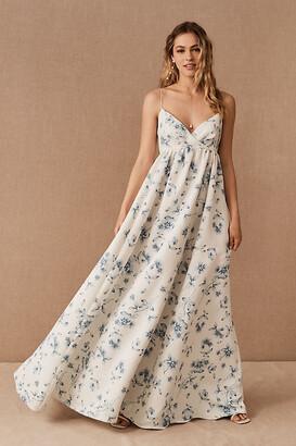 Sachin + Babi Palmer Dress By in Blue Size 12