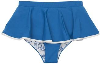 Marysia Swim Piana High Waist Bikini Bottoms