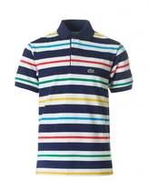 Lacoste Multi Stripe Pique Polo