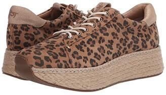 OTBT Meridian (Bark) Women's Wedge Shoes