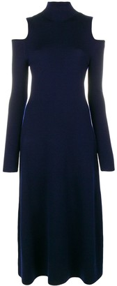 Gabriela Hearst Silveira knitted dress