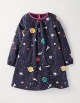 Boden Fun Printed Dress