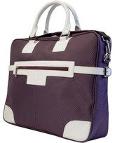 "Household Essentials Urban Factory Vicky's Women's Bag for 15.6"" Notebooks - Purple/White (VQ9960)"