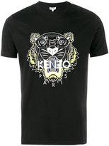 Kenzo Tiger T-shirt - men - Cotton - XS
