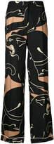Valentino palazzo pyjama trousers