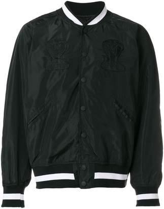 Kokon To Zai United Poison embroidered jacket