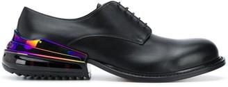 Maison Margiela Lace-Up Leather Shoes