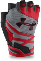 Under Armour Men's UA Resistor Half-Finger Training Gloves