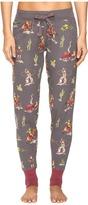 PJ Salvage Western Lily Thermal PJ Pants