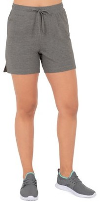 """Athletic Works Women's Active 5"""" Jersey Drawstring Short"""