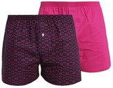 Dim Boxer Shorts Fishes/pink Cherry