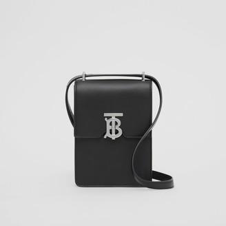 Burberry Leather Robin Bag