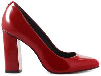 Cosmo Paris Cosmoparis Patent Leather Stiletto Heels