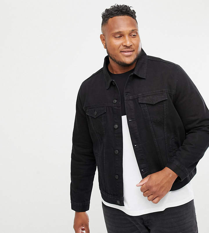 101b85387 New Look Men's Denim Jackets - ShopStyle