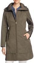 Cole Haan Packable Rain Coat