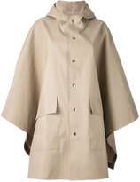 MACKINTOSH cape jacket - women - Cotton - 32
