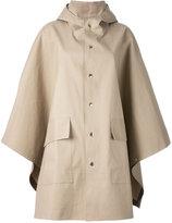 MACKINTOSH cape jacket