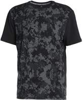 Gap BREATHE Print Tshirt black camo