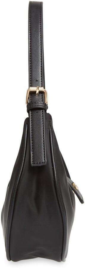 Thumbnail for your product : Mali & Lili Flynn Nylon Hobo Baguette Bag