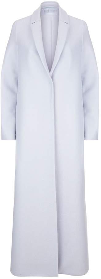 Harris Wharf London Long Wool Coat