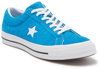 Converse One Star Suede Oxford Sneaker (Unisex)