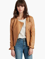 Lucky Brand City Leather Jacket