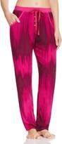 Josie Waterfall Kangaroo Tie-Dye Pajama Pants
