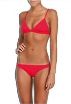 Milly Cabana Italian Solid Mediterranean Cut Bikini Bottom