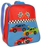 Stephen Joseph Race Car Go Go Backpack